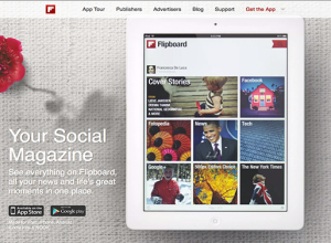 Flipboard: Grandma's New Way to Send You Articles