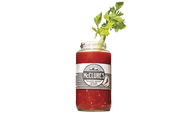 THE Brunch Drink – Bloody Mary's