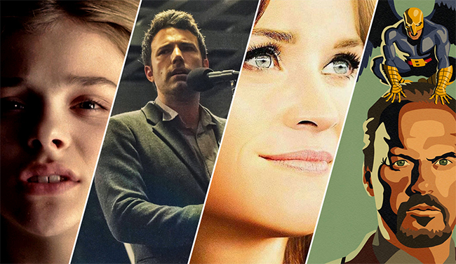 Must-See Fall Movies