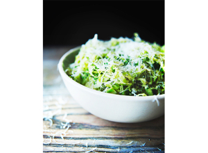 C+B Pantry: Brussels Sprout…Caesar Salad