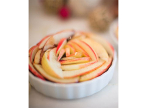 C+B Pantry: No Bake Apple Tart