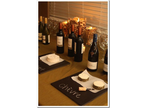 C+B Hosting: Wine & Cheese Pairings