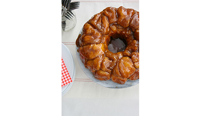 C+B Recipe: Monkey Bread