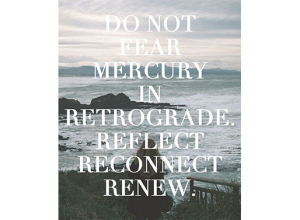How To Take Advantage of Mercury Retrograde