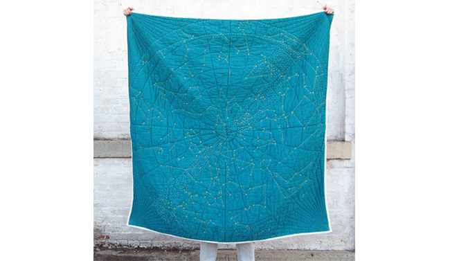 C+B Wish List: A Celestial Blanket
