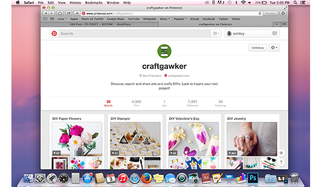 C+B Lifestyle Pinner CraftGawker 2.4.15