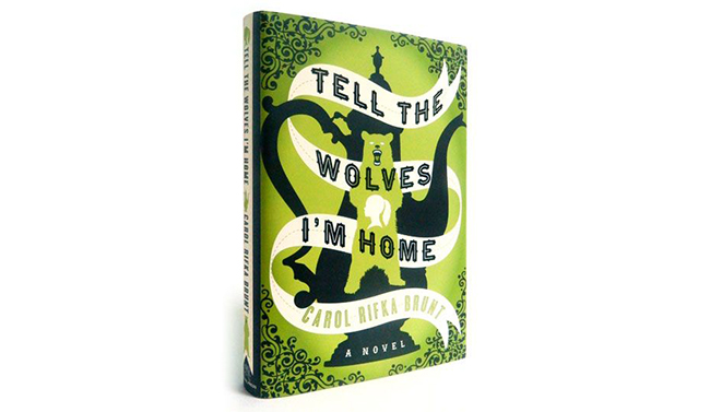 C+B Lifestyle Reading Tell the Wolves I'm home 2.26.15